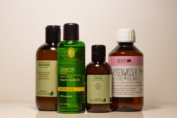 Beste natürliche Gesichts Reinigung: Oil cleansing method